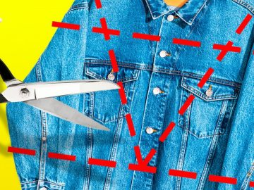 28 EASY CLOTHING HACKS THAT WON'T COST YOU A PENNY