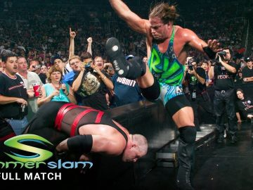 FULL MATCH - Rob Van Dam vs. Kane - No Holds Barred Match: SummerSlam 2003