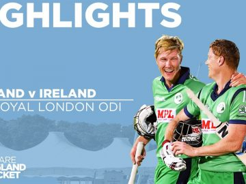 England v Ireland - Highlights | Stunning Ireland Win Thrilling Match In Final Over | 3rd ODI 2020