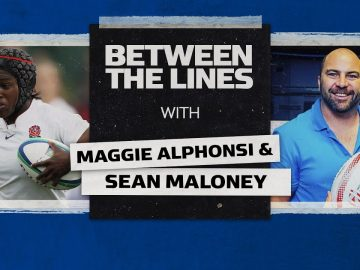 Maggie Alphonsi | Leaving a legacy and winning RWC 2014 🏆 | Between The Lines 3