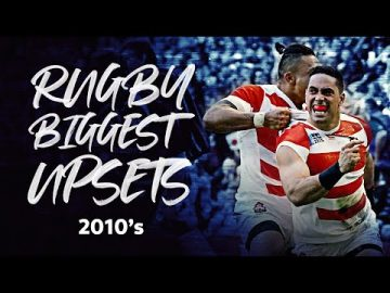 😲 Rugby's Biggest Upsets of the Decade | 2010's | Best Underdog Wins 6