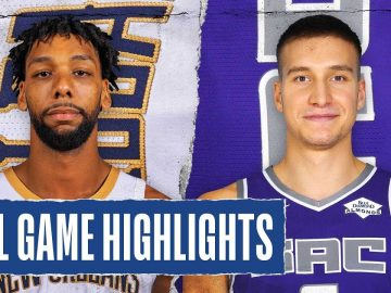 PELICANS at KINGS | FULL GAME HIGHLIGHTS | August 11, 2020