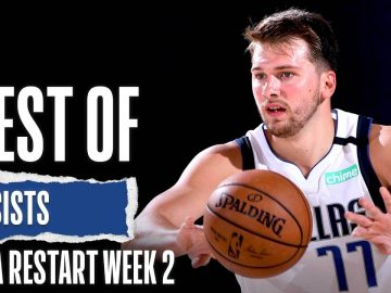 Best Of #StateFarmAssists Week 2 | NBA Restart