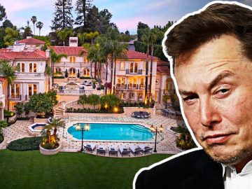 Elon Musk's Insane Collection of Homes
