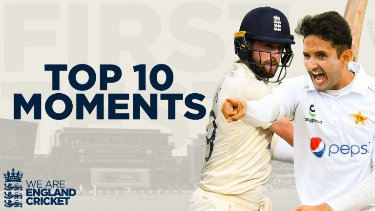 Amazing Abbas Ball To Stokes, Woakes Batting Heroics! | Top 10 Moments | England v Pakistan 2020