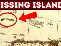 A Mystery Island That Appeared and Vanished on Maps