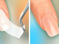 Nail Hacks And Manicure Ideas    29 Beauty Girly Hacks For Emergency Situations