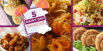 5 Rainy Day Snacks you must try By Food Fusion