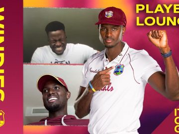 Black Lives Matter and Jason Holder's Impression of the Queen! |  Players Lounge | Windies Cricket