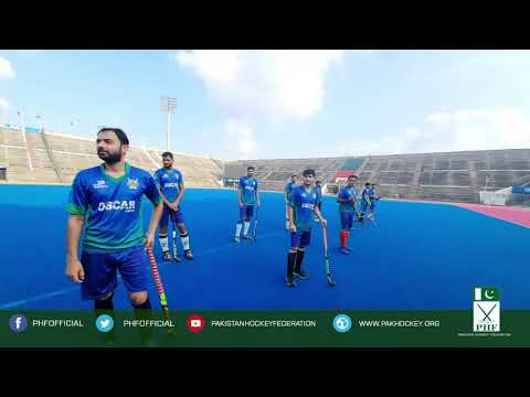 Pakistan Hockey Federation organized Independence Day Match 14th August 2020