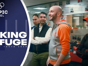 Training with the World's Best | Taking Refuge Episode 5