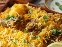 Make & Store Beef Biryani Recipe By Food Fusion