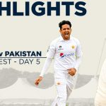 Day 5 Highlights | Abbas and Crawley Shine On Final Day | England v Pakistan 2nd Test 2020