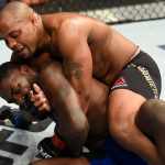 Top Finishes: Daniel Cormier