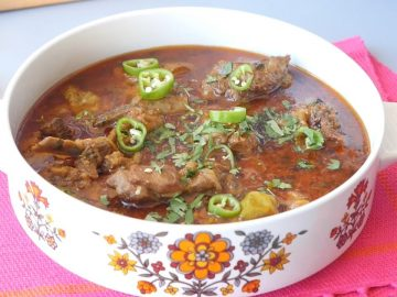 Mutton Shorba Recipe By Food Fusion (Bakra Eid Special)