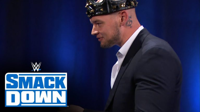 King Corbin takes matters into his own hands with Matt Riddle: SmackDown, August 14, 2020
