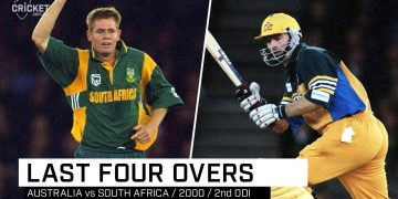 From the Vault: Last-ball thriller under the roof