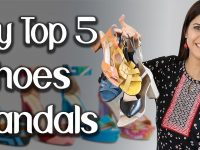 5 Shoes and Sandals Every Girl Must Have / Footwear Basics - Ghazal Siddique