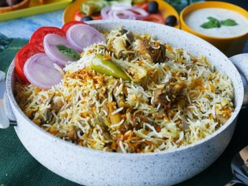 Mutton Zafrani Biryani Recipe By Food Fusion (Bakra Eid Special)
