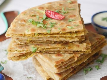 Broccoli Paratha Recipe By Food Fusion