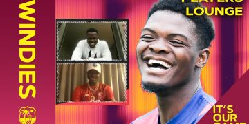 Liverpool FC, IPL debut and more! | Players Lounge with Alzarri Joseph | Windies Cricket