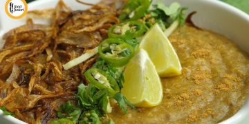 Beef Khichra Recipe By Food Fusion