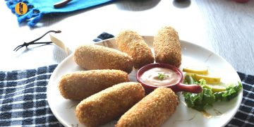 Bakery Style Chicken Egg Rolls Recipe By Food Fusion