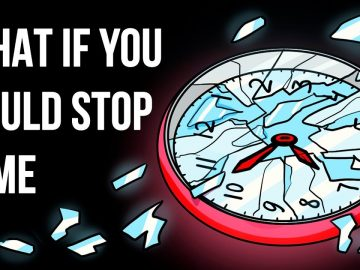 What If You Could Stop Time Whenever You Wanted to