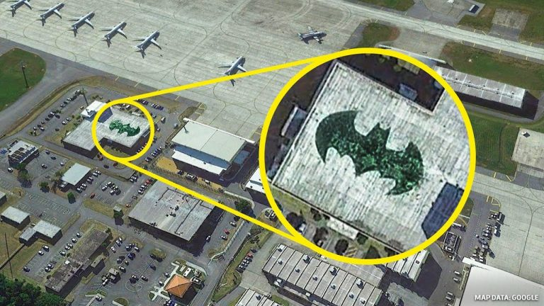 18 Places Google Earth Doesn't Want You to See
