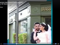 Terrifying moment when another bride posing for photographs on her Wedding Day 2