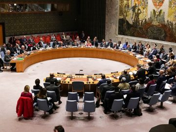 UN discusses Kashmir for third time since India ended autonomy 9