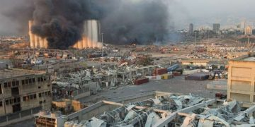 Toll expected to rise in blast that shook Beirut, killing 100, injuring thousands 26