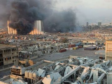 Toll expected to rise in blast that shook Beirut, killing 100, injuring thousands 14