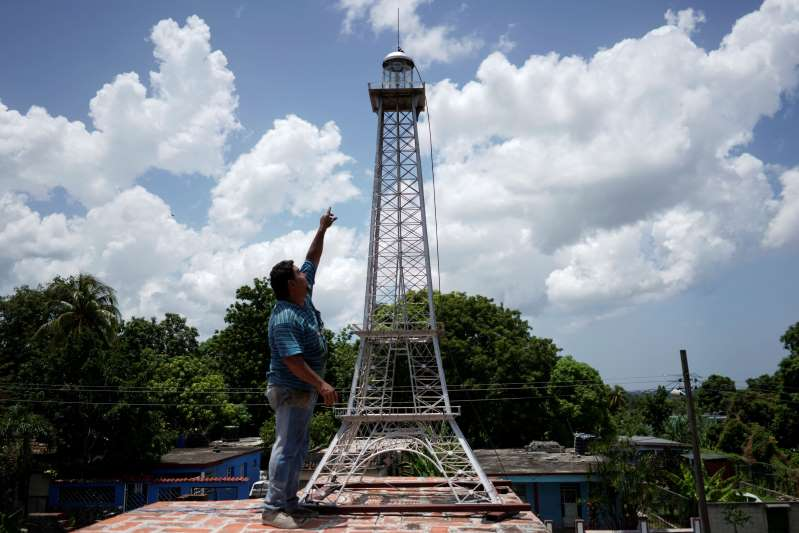 Havana, the 'Paris of the Caribbean,' gets its own Eiffel Tower 5