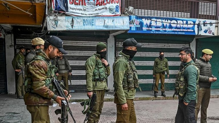 The false promise of normalcy and development in Kashmir 1