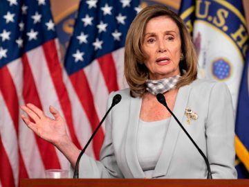 Trump is hardly doing America any good right now. But neither is Nancy Pelosi 7