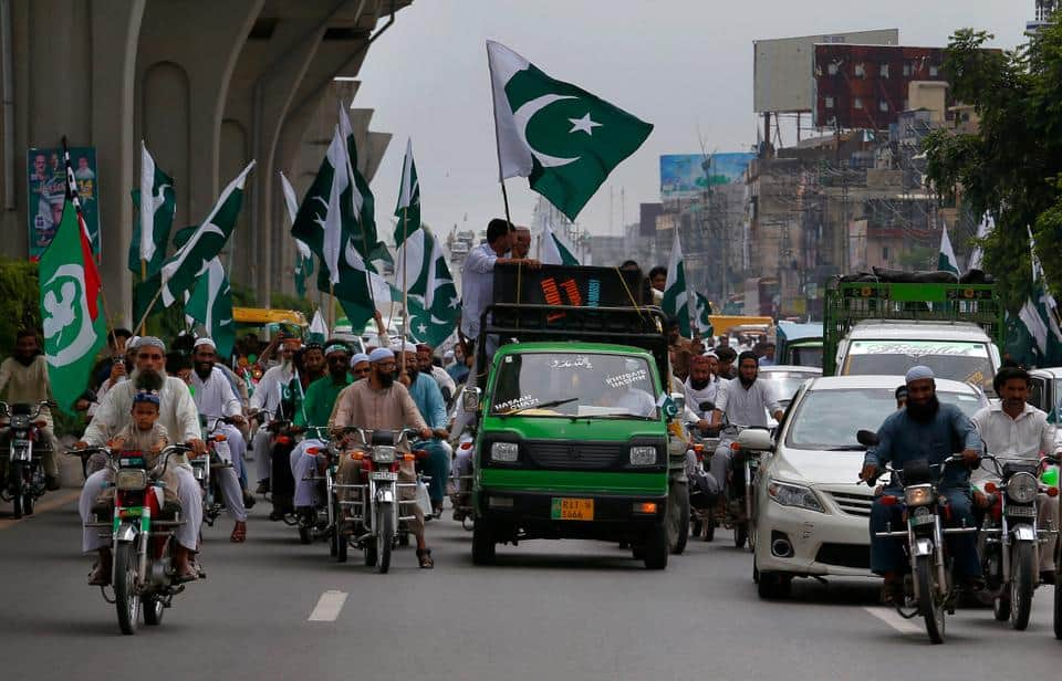 Celebration of Independence Day In Pakistan. 9