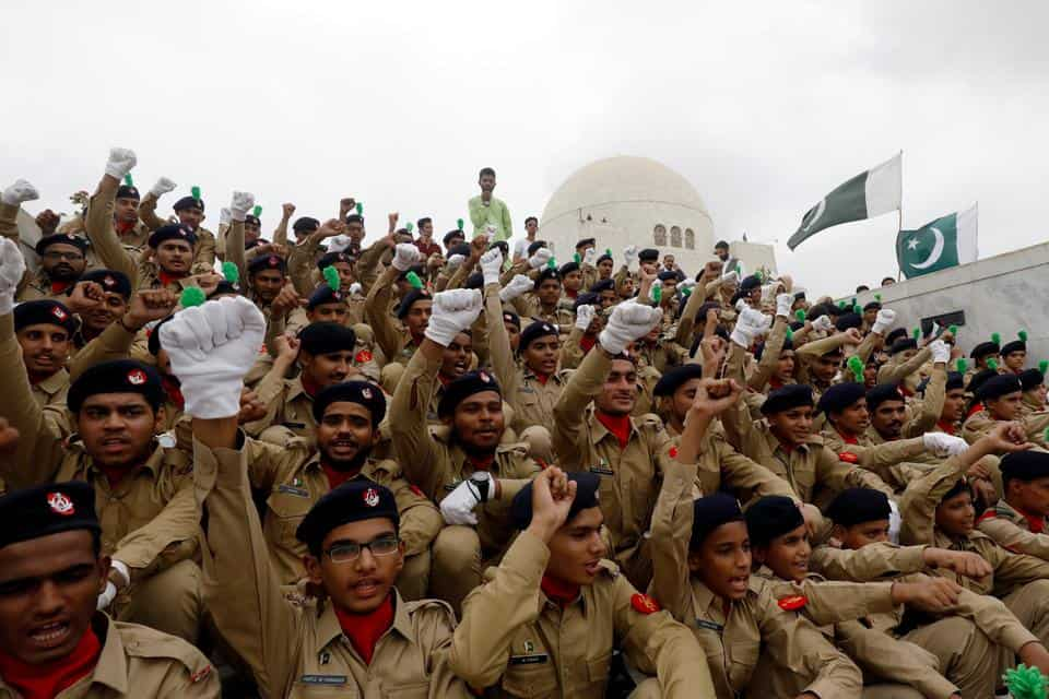 Celebration of Independence Day In Pakistan. 8