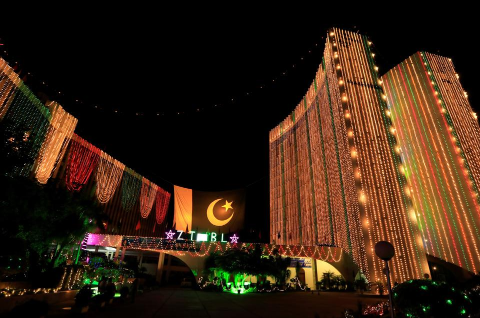 Celebration of Independence Day In Pakistan. 4