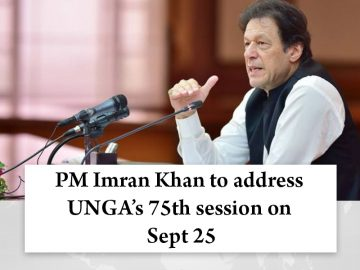 Prime Minister #ImranKhan will address the #landmark 75th session of the United ... 2