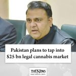#Pakistan plans to tap into $25 bn legal #cannabis market Read more: #TheNews... 3