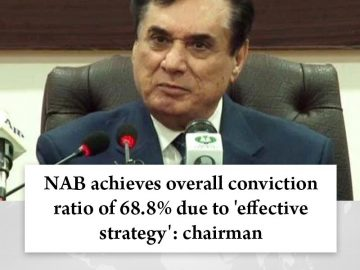 #NAB achieves overall conviction ratio of 68.8% due to 'effective strategy': cha... 17