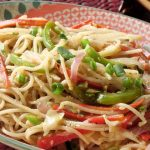 Vegetable Chow Mein Recipe By Food Fusion
