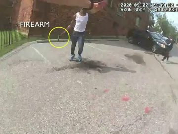 Police body cam | Shooting of Deon Kay