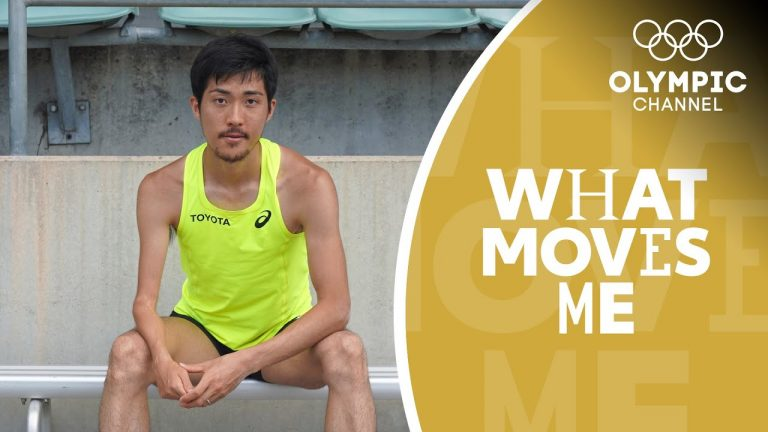 How disappointment fuels this Paralympian to Tokyo | What Moves Me