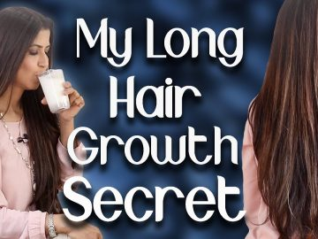 Fast Hair Growth Secret / Drink, Exercise, Diet for Long Hair  - Ghazal Siddique