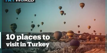 Top 10 destinations to visit in Turkey