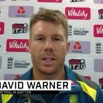 Got to be 'smarter' in middle overs, says Warner | Tour of England