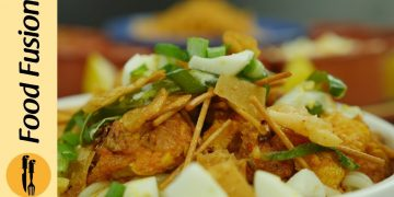 Fusion Khaowsuey (KhaowSay) Recipe By Food Fusion