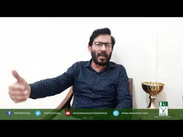 Head Coach Pakistan Men's Hockey Team Khawaja Muhammad Junaid on recent PHF updates